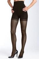 Donna Karan Plus Size Women's 'Sheer Satin Ultimate Toner' Pantyhose