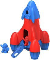 Green Toys Rocket- Blue Top