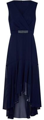 Ariella London Lana Marie Gaia Chiffon High Low Dress