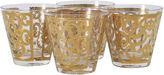 One Kings Lane Vintage Georges Briard Baroque Glasses, S/4