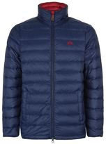 La Martina Quilted Down Jacket