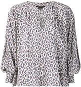 Isabel Marant loose fit blouse
