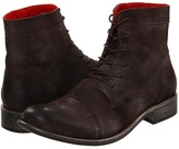 Steve Madden Brunno (Dark Brown Leather) - Footwear