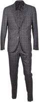 Corneliani Checkered Suit