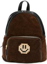 Les Petits Joueurs smiley backpack