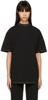 Acne Studios Black Gojina Dyed T-Shirt