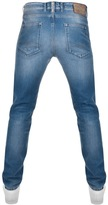 Replay RBJ 901 Tapered Jeans Blue