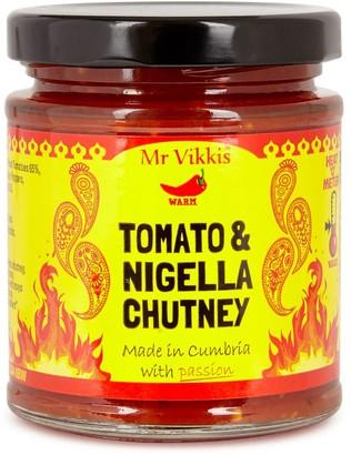 Mr Vikki's Tomato & Nigella Chutney 210g