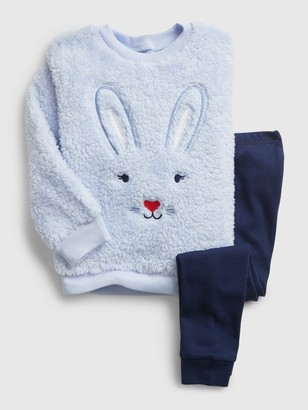 Gap babyGap Bunny PJ Set
