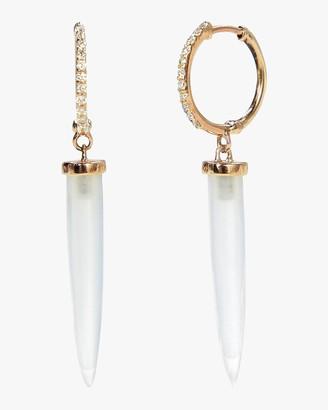 Aphrodite Chalcedony Earrings