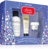 philosophy 3-Pc. All Is Smooth, All Is Bright Gift Set
