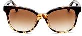 Kate Spade Arlynn Square Sunglasses, 52mm