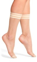 Free People Women's Riot Sport Fishnet Socks