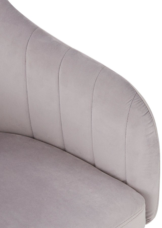 Thumbnail for your product : Very Molby Fabric Office Chair - Grey