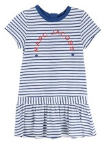 Little Marc Jacobs Girl's Mariniere Dress