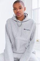 Champion + UO Mini Logo Hoodie Sweatshirt