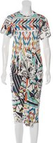 Henrik Vibskov Printed Swing Dress