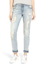 Women's Sts Blue Carlie Tomboy Destroyed Jeans