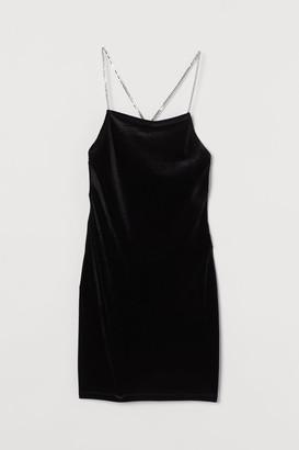 H&M Bodycon Dress - Black