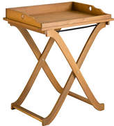 One Kings Lane Lacy Tray Table - Natural