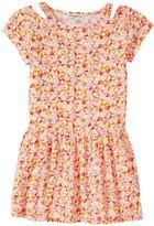 Appaman Denni Cutout Dress (Toddler/Kid) - Multi Geo - 6