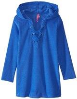 Seafolly Girls' Towel Hoodie (814) - 8164620