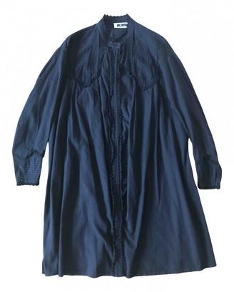 Vilshenko Black Cotton Dresses