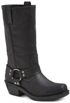 Mossimo Women's Katherine Leather Engineer Boots