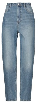LES COYOTES DE PARIS Denim pants