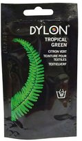 Dylon Hand Dye, Powder, Tropical Green 50g
