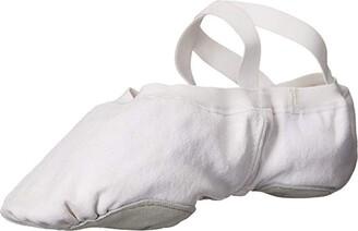Bloch Men's Dance Pump Split Sole Canvas Ballet Slipper/Shoe