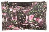 Givenchy Antigona Floral Camo Zip Pouch