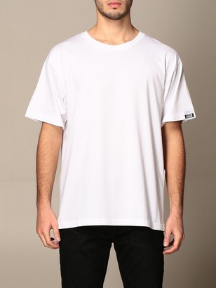 Golden Goose T-shirt Half Sleeve Round Neck Print