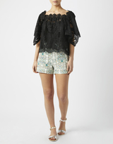 Monsoon Fliss Floral Shorts