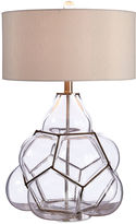Resource Decor Bubble Bath Table Lamp, Clear