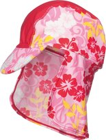Playshoes Girl's UV Sun Protection Hawaii Collection Sun Swim Cap (53 cm)