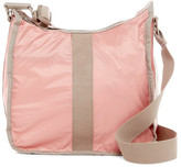 Le Sport Sac Nylon Weekend Hobo Bag