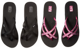 Teva Mandalyn Wedge Ola 2-Pack
