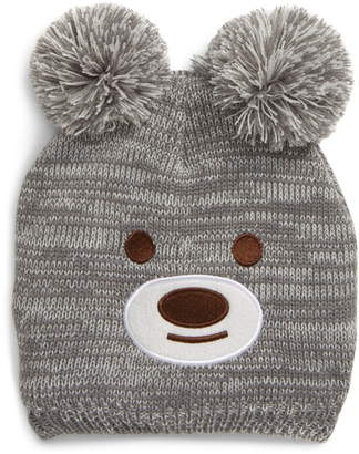 Tucker + Tate Double Pom Bear Beanie