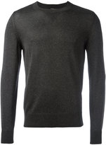 A.P.C. crew neck jumper - men - Polyester/Viscose - S