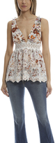 Zimmermann Alchemy Flutter Back Top