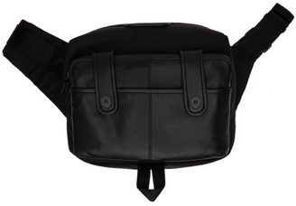 Diesel Black Padua Messenger Bag