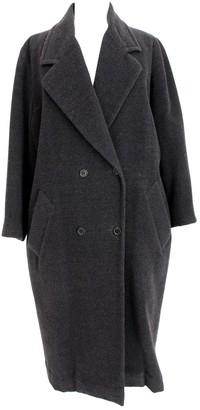 Byblos Blue Cashmere Coats