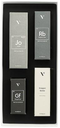 Vitruvi Glowy Skin Face Oil Kit