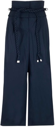 Tory Burch Belted Pants