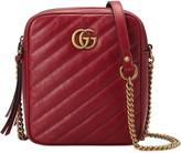 Gucci Mini Leather Crossbody Bag