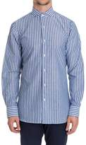 Finamore Striped Cotton Shirt