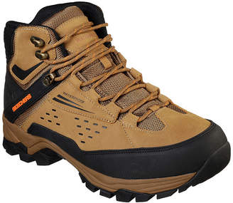 Skechers Mens Polano Norwood Lace Up Boots
