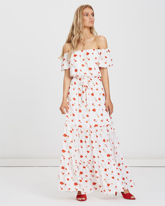 Charlie Holiday Valentine Maxi Dress