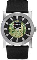 Ecko Unlimited Men's The Techno Dream Circuit Board Etched Dial E1004G1